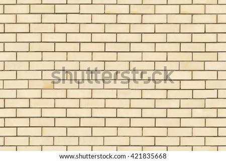 Brick wall texture, seamless texture - stock photo