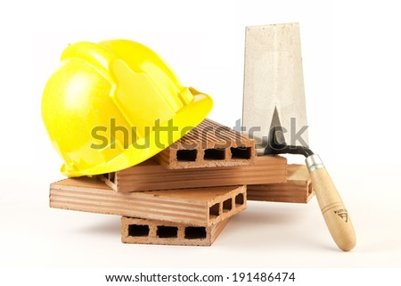 brick work construction building material