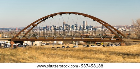 bridge in Denver