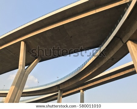 Bridge Industrial Ring A bridge to relieve traffic congestion as well.