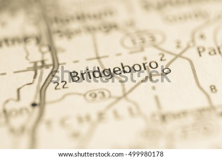 Bridgeboro. Georgia. USA