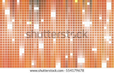 Bright abstract mosaic vintage background with gloss. illustration beautiful.