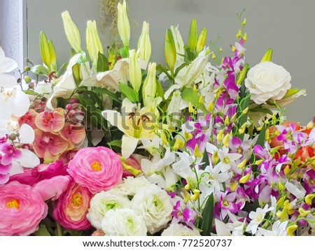 Fake Flowers Stock Images, Royalty-Free Images & Vectors ...