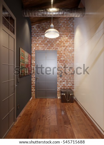 Loft Apartment Stock Images RoyaltyFree Images Vectors
