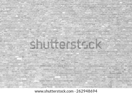 bright brick wall texture grunge background - stock photo
