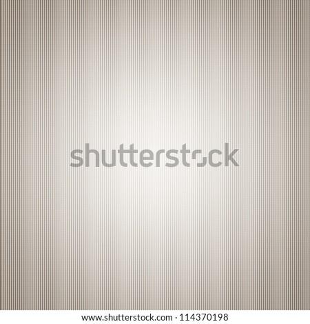 bright canvas textile texture background with dark beige vignette - stock photo