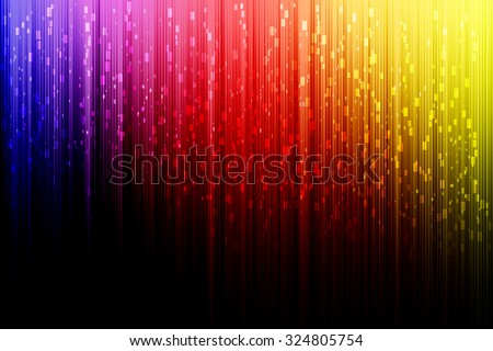 bright colored background - stock photo