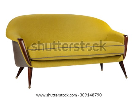 Retro Couch Stock Images RoyaltyFree Images Vectors Shutterstock