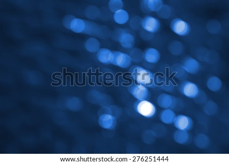 Bright glowing abstract background in the form of bokeh