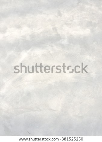 Bright gray concrete wall as a background - stock photo