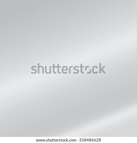 bright grey background stainless steel metal texture silver background - stock photo