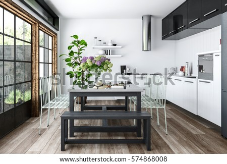 Minimalist Interior Design minimalist interior stock images, royalty-free images & vectors
