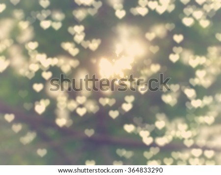 Bright light from heaven in hope concept vintage nature - stock photo