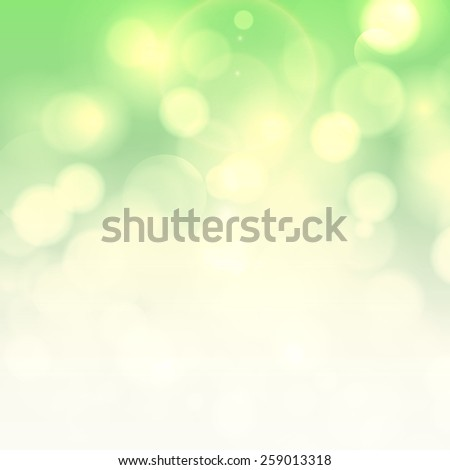 Bright spring background.