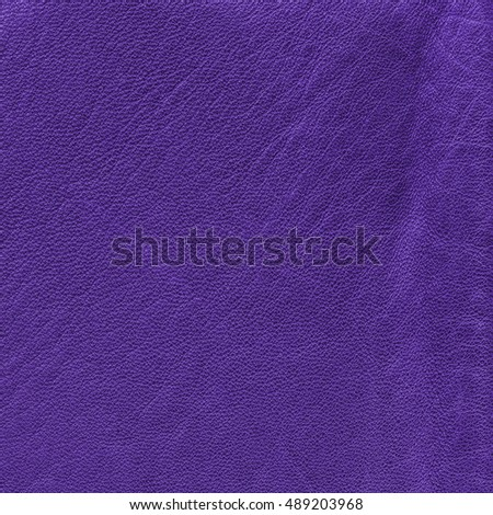 bright violet leather texture as background