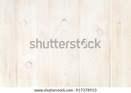 Bright wooden texture backdrop background - stock photo