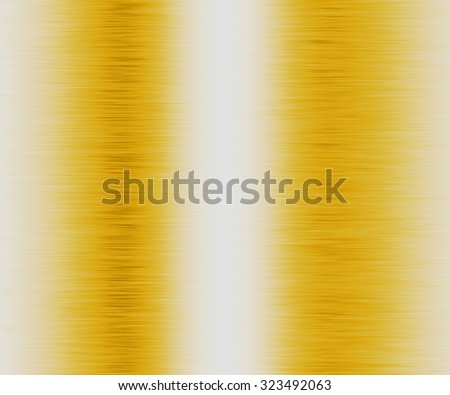Bright yellow background abstract with reflection