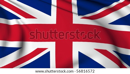 British flag World flags Collection