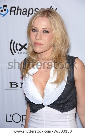 British singer NATASHA BEDINGFIELD at music mogul Clive Davis' annual pre-Grammy party at the Beverly Hilton Hotel. February 7, 2006  Beverly Hills, CA  2006 Paul Smith / Featureflash
