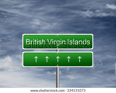 British Virgin Islands refugee illegal immigration border migrant crisis economy finance war business.