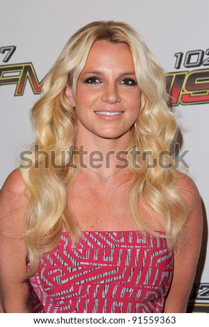 Britney Spears at 102.7 KIIS FM's Wango Tango 2011 Concert, Staples Center, Los Angeles, CA. 05-14-11