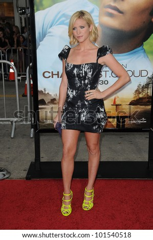 "Brittany Snow  at the ""Charlie St. Cloud"" World Premiere, Regency Village Theatre, Westwood, CA. 07-20-10"