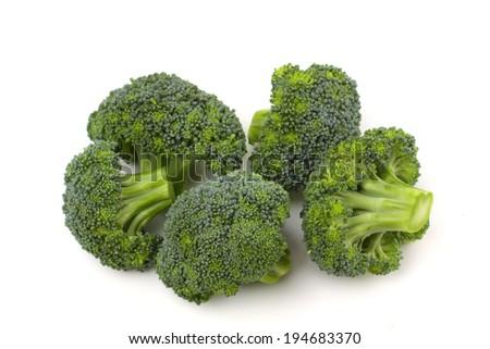 brocoli  - stock photo