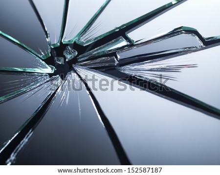 Broken mirror stock images royalty free images vectors for What to do with broken mirror pieces
