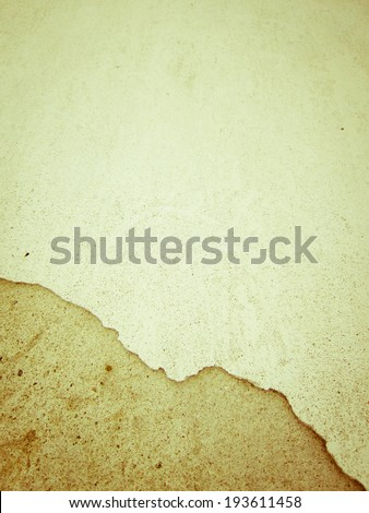 broken plaster wall, background 101 - stock photo
