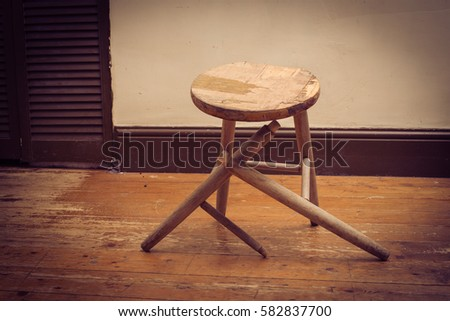 Broken Stool Stock Images Royalty Free Images Amp Vectors