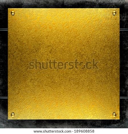 bronze metal  - stock photo