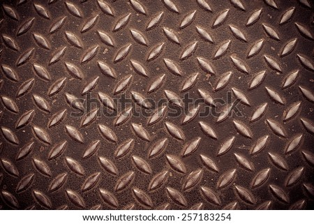 Bronze metal surface pattern background in grunge style   - stock photo