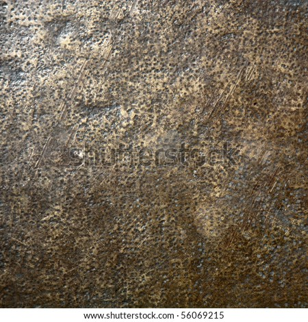 Bronze texture for backgrounds