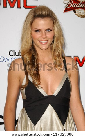 Brooklyn Decker at the 2007 Sports Illustrated Swimsuit Issue Party. Pacific Design Center, West Hollywood, CA. 02-14-07