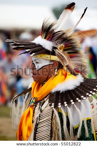BROOKLYN, NY - JUNE 6: Native American Festival at Floyd Bennett Field on June 6, 2010 in Brooklyn, NY.