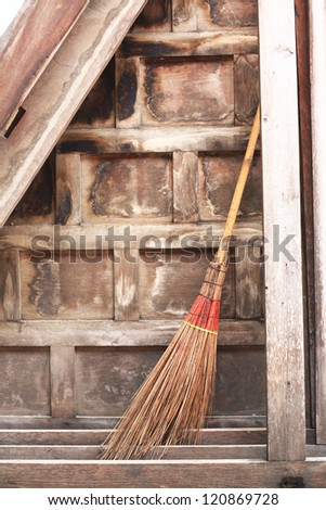 broom on old wood & Broom Old Stock Images Royalty-Free Images u0026 Vectors | Shutterstock memphite.com