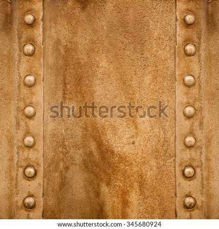 brown abstract background or rust metal texture