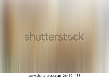 brown abstract background with vertical lines for nature and technology, speed motion blur - stock photo