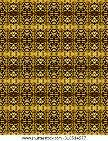 brown abstract pattern tile