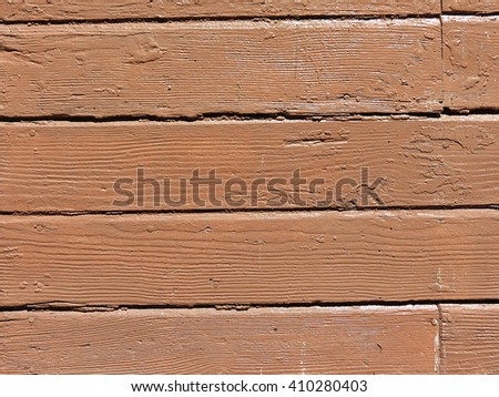 Brown and aged wooden texture