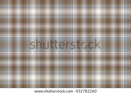 Brown and white checkered illustration