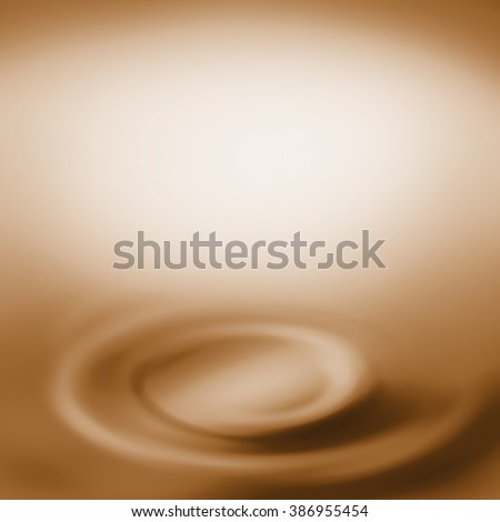 brown background abstract swirl background, creamy background with empty copy space  to white chocolate or milk and coffee advertising design template project - stock photo