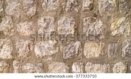 brown background wall stone masonry granite