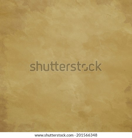 brown background watercolor paper texture   - stock photo