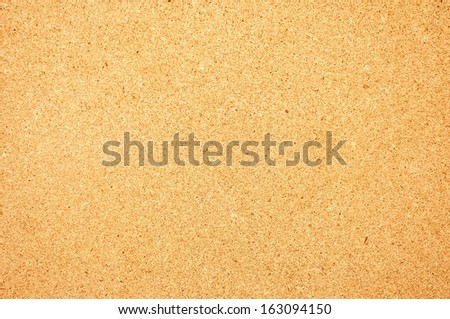 brown board, for backgrounds or textures - stock photo