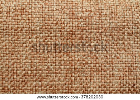 Brown cloth texture for furniture