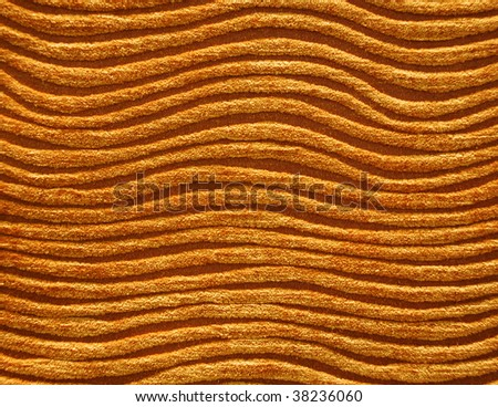 Brown color towel background