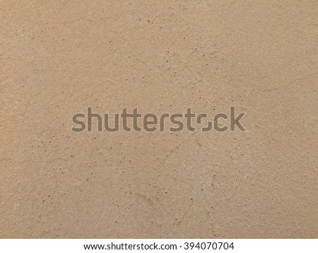 Brown concrete wall texture background