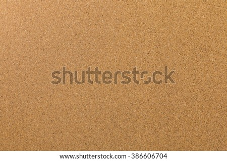 Brown cork wood for textured  background