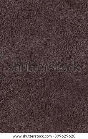Brown dark leather texture background. Brown handbag leather. Closeup brown  texture skin. Leatherwork structured. Brown leather detailed texture background.  - stock photo
